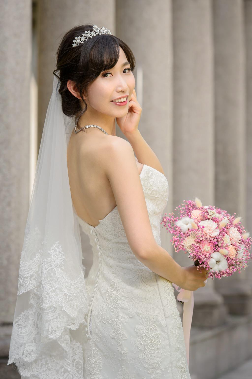 婚攝小勇, 小寶團隊, 自助婚紗,藝紋,Che?ri 法式手工婚紗-002