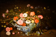 "Jan Brueghel the Younger - Summer Flowers in a Wanli Kraak Porcelain Bowl, 1635 at New Orleans Museum of Art - New Orleans LA (mbell1975) Tags: neworleans louisiana unitedstates us jan brueghel younger summer flowers wanli kraak porcelain bowl 1635 new orleans museum art la museo musée musee muzeum museu musum müze museet finearts fine arts gallery gallerie beauxarts beaux galleria nola ""la nouvelleorléans"" nouvelleorléans nueva nuova painting dutch grand masters golden age flemish"