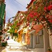In the streets of Parga