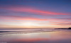Pink and blue dawn (Donard850) Tags: ardspeninsula countydown irishsea northernireland beach clouds sea shore sunrise