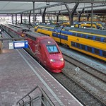 Rotterdam Centraal, Thalys PBA Paris-Amsterdam thumbnail