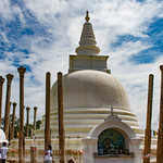 Thuparamaya Stupa and Stone Pillars thumbnail