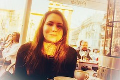WinterBreak (María Ferrod) Tags: portrait calles cafe coffee winter invierno ciudad city break momento luz light