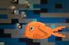 Goldfish (gonkius) Tags: lego moc goldfish water sea nemo bubbles