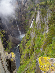 Voringsfossen (elzauer) Tags: eidfjord voringsfossen adventure beautyinnature canyon europe famousplace fjord fog hardangerviddanationalpark horizontal landscape mountain nature nordiccountries norway norwegianculture outdoors panoramic photography river rough scandinavia scandinavianculture scandinaviandescent scenicsnature season summer tourism tourist travel traveldestinations uncultivated vacations valley viewpoint water waterfall whitecolor hordaland no