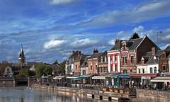 2017 10 12_0337_ Quai Bélu. Amiens (yves62160) Tags: paysage urbain picardie amiens canal somme