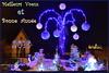 N° 861 / Bonne année 2018 ..... ( Focus Distance - 6.31 m ) (Norbert Lefevre) Tags: illuminations paysage fêtes nikon d3100 50mmf18