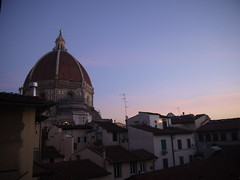 Dawn Duomo (saraalaica) Tags: florence italy dome dawn brunelleschi