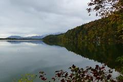 Hiking (ivlys) Tags: deutschland allemagne germany bayern bavaria allgäu weisensee see lake wasser water landschaft landscape natur nature ivlys