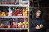Untitled (wendy crockett) Tags: санктпетербург spb piter portrait streetphotography streetportrait russia market fruit