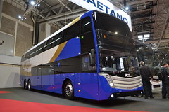Translink Goldline 2039 WUI4239 (Will Swain) Tags: bus coach live birmingham nec 4th october 2017 west midland midlands city centre buses transport travel uk britain vehicle vehicles county country england english coaches translink goldline 2039 wui4239