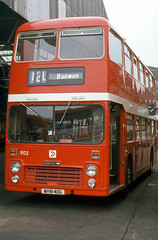 1984-09-07 WHN 411G Bristol VRT-ECW 902 of South Wales,  Pontardawe (John Carter 1962) Tags: bus buses nbc bristolvr u