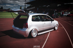 KULTURSCHOCK 2017 (JAYJOE.MEDIA) Tags: vw polo volkswagen low lower lowered lowlife stance stanced bagged airride static slammed wheelwhore fitment