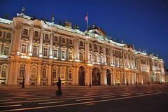 San Petersburgo (Enrica F) Tags: sanpetersburgo rusia nikon night street city