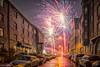 Silvester in der Südstadt (Patrick29985) Tags: hannover südstadt niedersachsen deutschland silvester feuerwerk nacht nachtaufnahme sony
