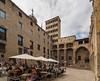 Plaça del Rei (pxls.jpg) Tags: barcelona tokina1116f28 canon50d catalunya spain es
