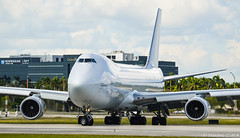 Mastodonte (Maxime C-M ✈) Tags: airplane passion nikon tropical florida miami america travel world aviation norwegian big colors beautiful commercial cargo white usa
