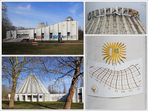 """Raumflug-Planetarium """"Sigmund Jähn"""""""