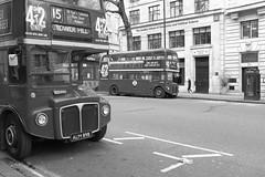 aldwych (Paul Steptoe Riley) Tags: london uk england street bus lse school economics phonebox red nat west bank columbia house