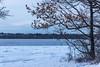Skiing on SJAM : January 1, 2018 (jpeltzer) Tags: ottawa xcskiing sirjohnamacdonaldwintertrail sjamwintertrail snow ottawariver