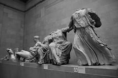 IMG_3967.jpg (Bri74) Tags: archeology britishmuseum bw london parthenon sculpture unitedkingdom