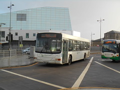 Newport Bus 14 (Welsh Bus 18) Tags: newportbus scania l94ub wright axcess floline 14 s114tdw newport