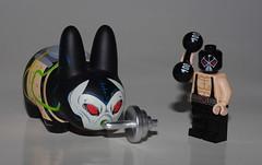 BANE (kingkong21) Tags: bane labbit lego marvel