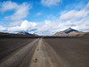 Road (~janne) Tags: frau sveinstindur natascha strase e520 umwelt nationalpark island berge menschen verkehr europa natur kamera icland environment europe olympus street woman f235
