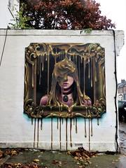 Irony / Penge - 11 nov 2017 (Ferdinand 'Ferre' Feys) Tags: london england uk streetart artdelarue graffitiart graffiti graff urbanart urbanarte arteurbano ferdinandfeys irony