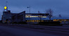 December Afternoon, (after the sunset 15.30) (evisdotter) Tags: december afternoon library bibliotek mariehamn