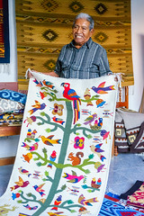 Oaxaca, Mexico (dalecruse) Tags: oaxaca oaxacamexico mx isaacvasquez craft crafts craftsman craftsmen rug rugs weave weaves weaver weavers face hand hands man men portrait candid person persons flickr lightroom