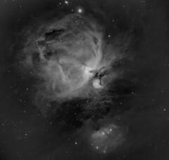 Great Nebula in Orion (ChrisRyan_Oz) Tags: nebula narrowband hydrogenalpha astrophotography