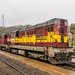 742 239-7 + 742 285-0 ČD Cargo Mladá Boleslav CZ 28.10.17 thumbnail