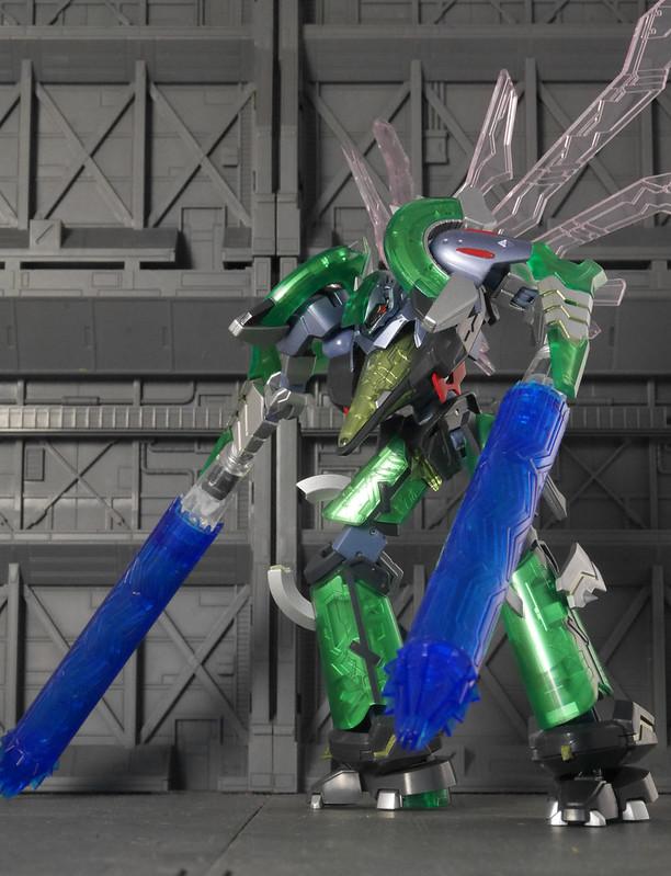[ROBOT 魂] ZEGAPAIN 牽牛星