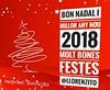 #2018 #bonnadal #feliçanynou (llorenç(lorenzo)tortajadaescolà) Tags: feliçanynou 2018 bonnadal