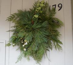 Christmas Wreath (arrowlakelass) Tags: wreath karen christmas dsc03770