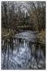 Creek View from fetters Mill Bridge_DSC2938-2 photoshop NIK edit © (nkatesphotography) Tags: brynathynpa nikond4 nikonafs24120mmf4gvr scenic landscape outdoors nature creeks streams