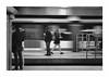 Exhalación (juan jose aparicio) Tags: metro bw movimiento movement urban metroscape city ciudad subway