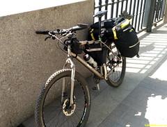 Ростов встретил нас удивительно теплой погодой! + 24! Собрали велосипеды и рванули сразу на Набережную.
