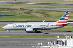 N894NN @BOS (thokaty) Tags: n894nn americanairlines boeing b737 b737823 eis2012 bostonloganairport bos kbos