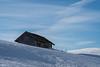 Winter (HEinz Saurer) Tags: winter schnee walde scheune