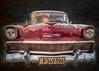 Portrait of a 1956 Chevy Bel Air (lornahamblin) Tags: havana cuba 1956 chevybelair minoltamd357035macro vintage sedan chevrolet seetheusainyour