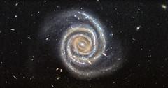 UGC 6093's Laser, variant (sjrankin) Tags: ugc6093 edited 2january2018 nasa hst hubblespacetelescope esa europeanspaceagency galaxy spiralgalaxy maser laser microwave active
