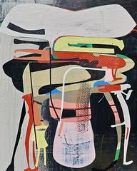 Jim Harris: Untitled. (Jim Harris: Artist.) Tags: schilderij zeitgenössische konst kunstzeitgenössische kunst painting abstractart malerei peinture postmodern weltraum lartabstrait