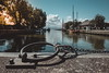 Chained... (b_represent) Tags: landscape landschaft wustrow ostsee balticsea boats sailing