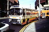 Timeline 14 (ANJ 313T) (SelmerOrSelnec) Tags: timeline leyland leopard plaxton anj313t manchester withygrove bus coach southdown