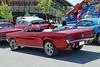 1966 Ford Mustang (crusaderstgeorge) Tags: crusaderstgeorge cars classiccars cool 1966fordmustang 1966 ford mustang americancars americanclassiccars americancarsinsweden arenawheels sweden sverige sandviken redcars red