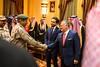 جلالة الملك عبدالله الثاني يجري، بحضور سمو الأمير الحسين بن عبدالله الثاني ولي العهد، مباحثات مع أخيه خادم الحرمين الشريفين الملك سلمان بن عبدالعزيز آل سعود (Royal Hashemite Court) Tags: kingabdullahii جلالة الملك عبدالله الثاني jordan الأردن خادم الحرمين الشريفين سلمان بن عبدالعزيز king salman bin abdulaziz السعودية saudiarabia ksa