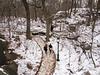 An Icy Ramble (CVerwaal) Tags: centralpark snow winter newyork ny usa theramble olympusem5 lumixgvario1235mmf28