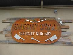 Read it carefully... (jamica1) Tags: shuswap grill burgary salmon arm bc british columbia canada